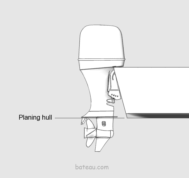 Outboard Shaft Length Bateau2